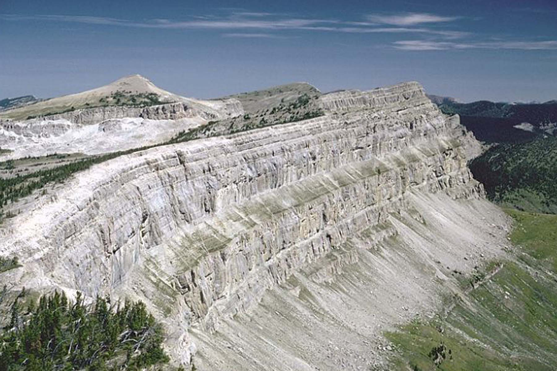 Chinese Wall - Bob Marshall Wilderness