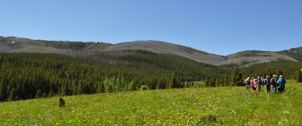 The Badger-Two Medicine (photo courtesy of Leanne Falcon and Glacier-Two Medicine Alliance)
