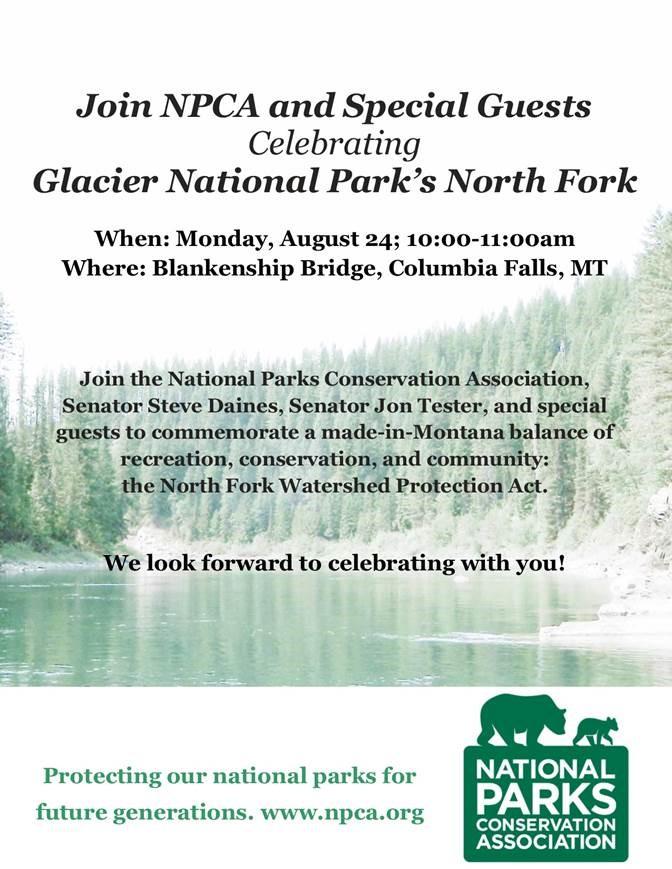 Celebrating Glacier National Park's North Fork