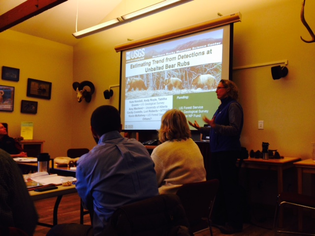 Interagency Grizzly Bear Committee Meeting