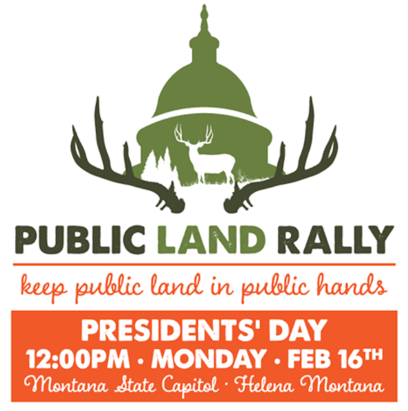 Presidents' Day Public Land Rally