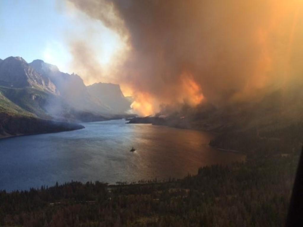 Reynolds Creek Fire - July 21, 2015