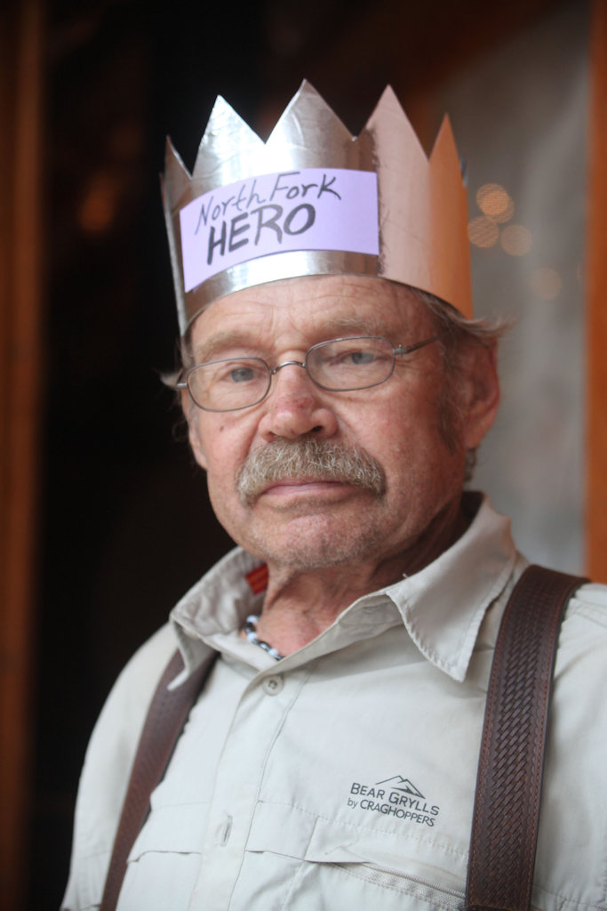 John Frederick, North Fork Hero