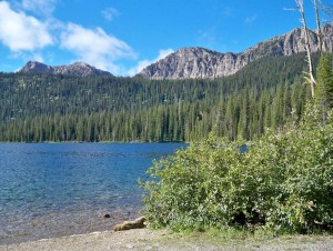Big Therriault Lake - Kootenai National Forest