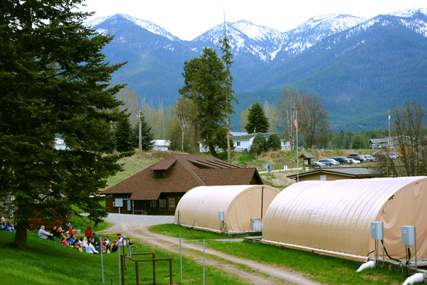 Creston National Fish Hatchery - Elvie Bradley-USFWS