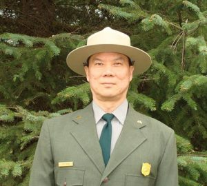 Jeff Mow, Superintendent of Glacier National Park - NPS photo