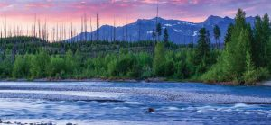 North Fork of the Flathead River - ©Mark LaRowe