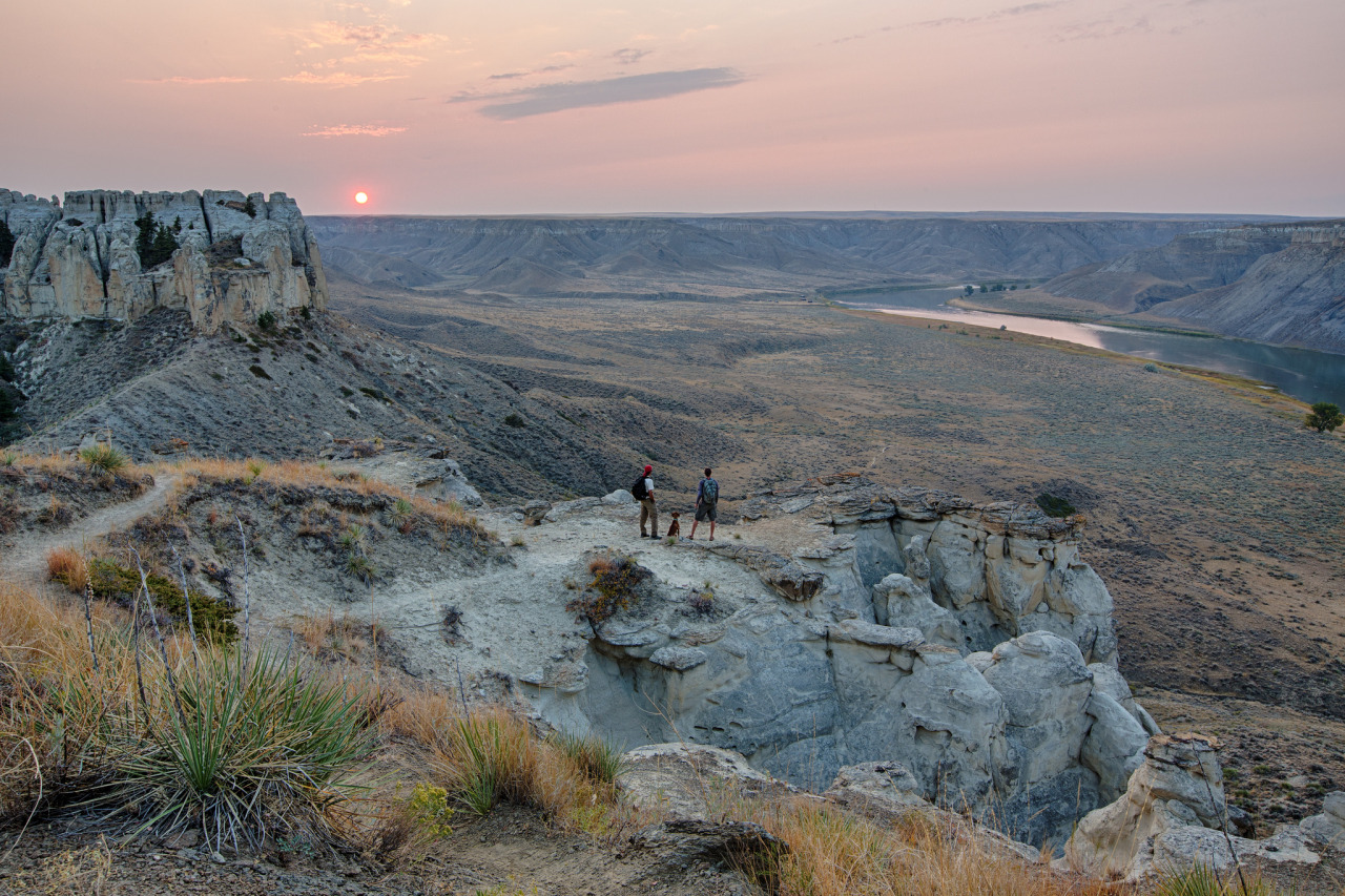 Upper Missouri River Breaks National Monument in Montana - Bob Wicks/BLM