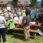 Rally for national monuments, June 27, 2017 - Debo Powers