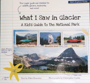 What I Saw in Glacier - cover