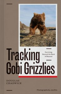 Book cover - Tracking Gobi Grizzlies by Douglas Chadwick