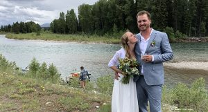 Kascie Herron's North Fork Wedding