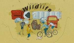 Living with Wildlife poster